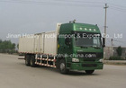 Hot Sale SINOTRUK HOWO 6x4 Van Truck/Lorry
