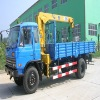 Dongfeng 153 Truck Crane (5 Tons)