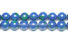 GS1431 Lapis Malachite Rounds