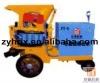 HPZ dry mix concrete spraying machine for sale