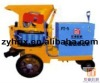 HPZ dry mix concrete spraying machine for sale