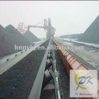 Long Distance Specialized Rubber Belt Conveyor For Minerals, Chemicals, Metallurgy