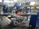 PP/PE film double stage granulator