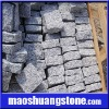 Chinese grey granite cube