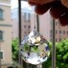 acrylic raindrop crystal