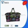 2012Newest folding shopping basket(YD-H07-A2)