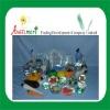 Polyresin fruit, Polyresin vegetable, glass art crafts,