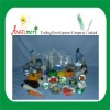 Polyresin fruit, Polyresin vegetable, glass art crafts,