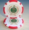 custom metal poker chips