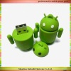 Hot Sale 4GB Android Robot USB Flash Drive