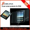 Clear Screen Protector Guard Film for iPad