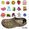 pvc shoe charm,clog charm,shoe decoration