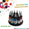 Natural tattoo ink set