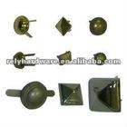 Claw rivet