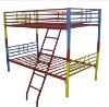 School dormitory bunk bed