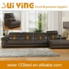 modern design leather sofa set P8083#