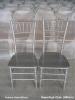 HDCV-U02 and HDCV-H02 chiavari chair