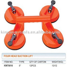 Four Head Suction Lifter