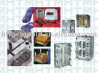 Plastic telephone mould (mobile injection molding)