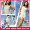YD-12061118 Heavy Crystal Beading Dresses Evening Short
