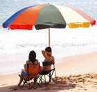 10 ribs Beach Umbrella