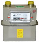 G1.6 domestic diaphragm gas meter
