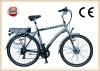 Electric charging bike