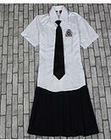 100% cotton fashion school uniform