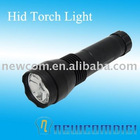 Rechargeable HID Xenon Torch 24W