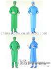 Anti-bacterial cotton made operating uniforms uniform design for women nurse hospital uniform designs nurse hospital uniform