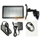 7 inch 4GB memory + FM, MTK solution HD 800*480 GPS Navigation