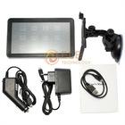 7 inch 4GB memory + FM, MTK solution HD 800*480 GPS Navigation