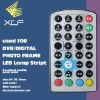 XLF--32D remote control used for lcd/led TV