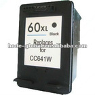 Compatible ink cartridge hp 60/CC640W(18ml)