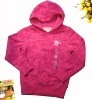 Hot! Newest fashion child wear, girls hoodie