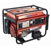 5500W 13hp E-start gasoline generator with EPA CARB approval Mobiltiy cart