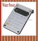 Promotional Green Water Power Digital Calculator 101W