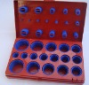 404pcs metric EPDM rubber o-ring assortment kit