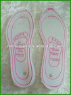 Asia hot-selling comfortable silicone rubber foot pad/insoles