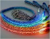 led pet collars & dog leashes