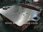 Welded Steel Structure and Machining