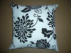 Morden & Comfortable Colorful CVC fabric seat cushion