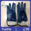 yiwu fatcory supply Flannelette full mouth hanging safety gloves