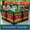 Supermarket Promotion Display Counter
