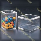 BZ-171 Clear acrylic rectangle candy box