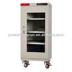 Ultra-Low Dry Cabinet Storing Electronics