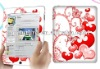 Hot sale back cover skins stickers for new ipad