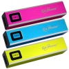 Power Bank CN-2600 with samsung cell Metal case 2600mAh