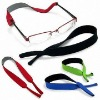 2013 Fashion Design Neoprene Eyeglass Straps/Sunglasses Straps/Nick Straps,Can Be Printed with Customized Logo