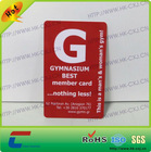 High Quality Pantone Color Printing Member Card